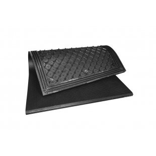 The lying mat for cows, free-stall barn 32 mm