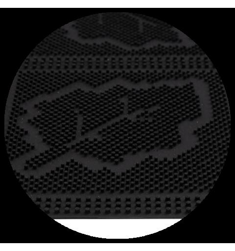 Wycieraczka do butów gumowa mix mat wzór liście 40x60 cm