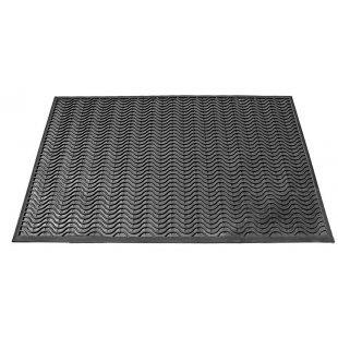 copy of Black Rubber Doormat Wave