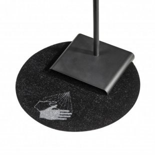 Absorbing mat to prevent hand sanitizer from damag 60 cm