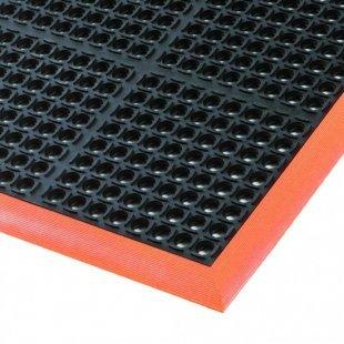 Safety Stance-mat, nitrilrubber