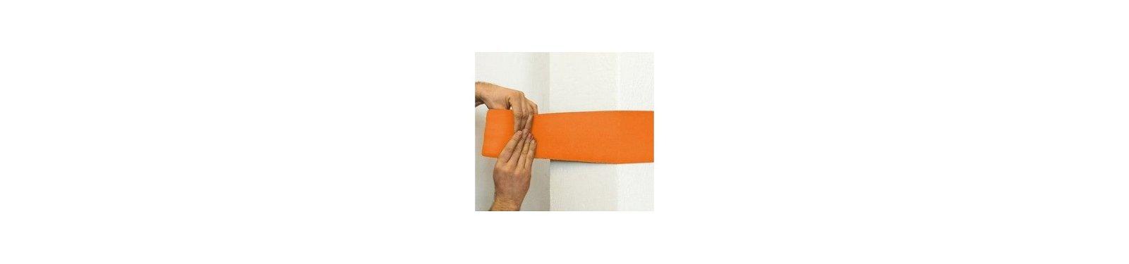 Ochrona ścian wewnętrznych w budynkach odbojnice i narożniki producent