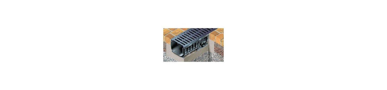 Drainage drains is een producent van oplossingen voor waterafvoer