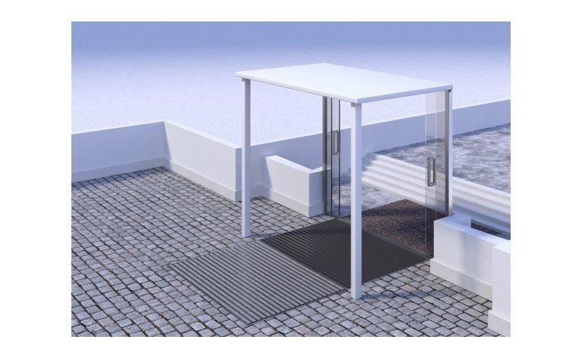 Wycieraczki aluminiowe estetyka i funkcjonalność w jednym