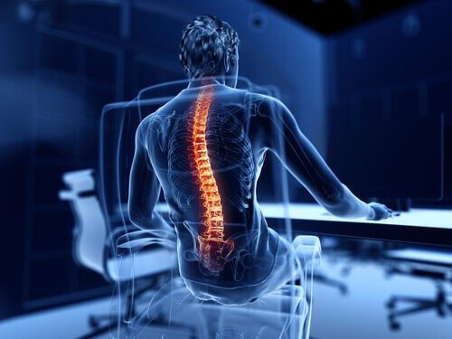 Health problems resulting from sitting in one position for a long time