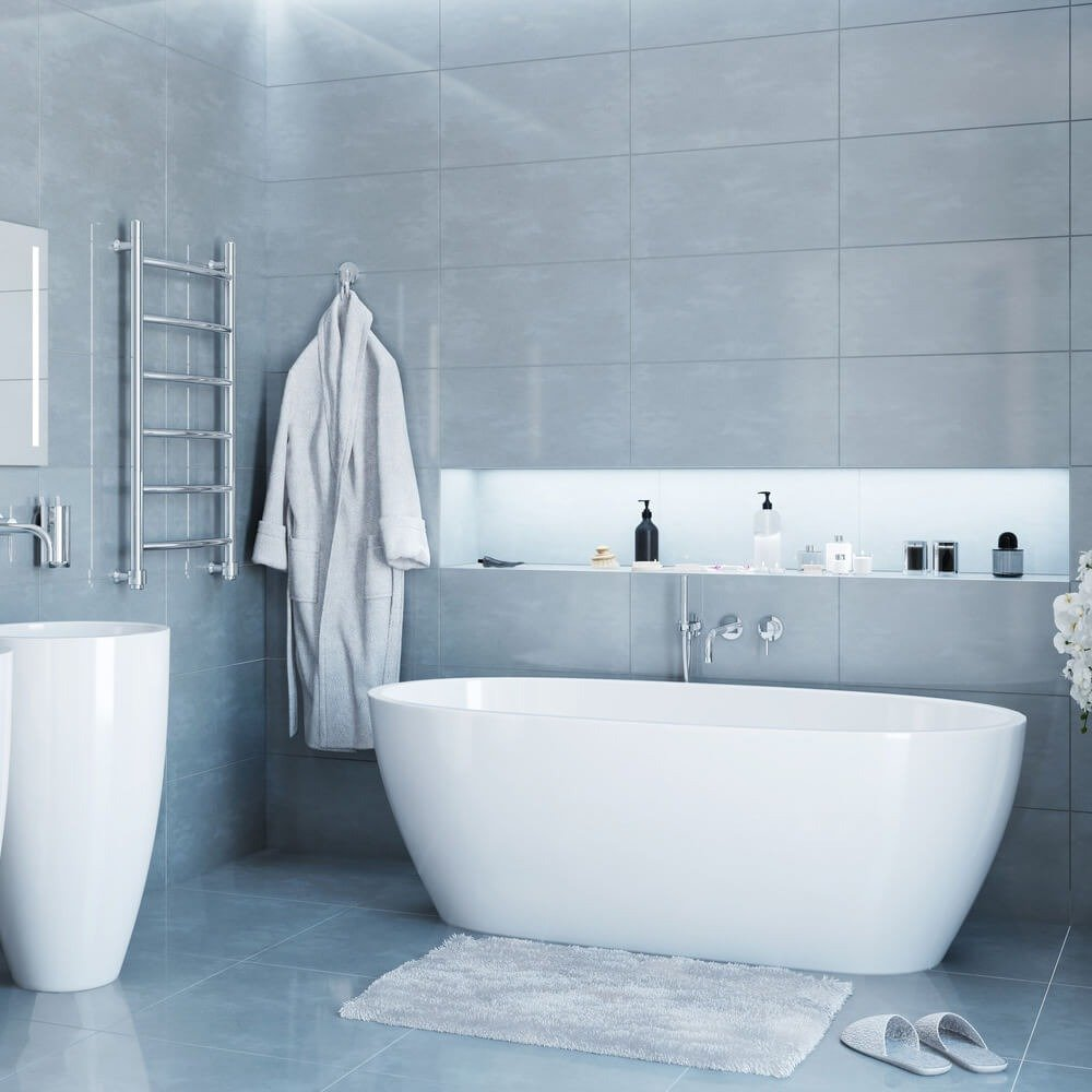 Antypoślizgowe maty łazienkowe - bezpieczeństwo i wygoda